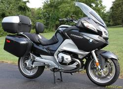 2011 BMW R1200RT - Thunder Grey - Like New - PhotoPost Classifieds