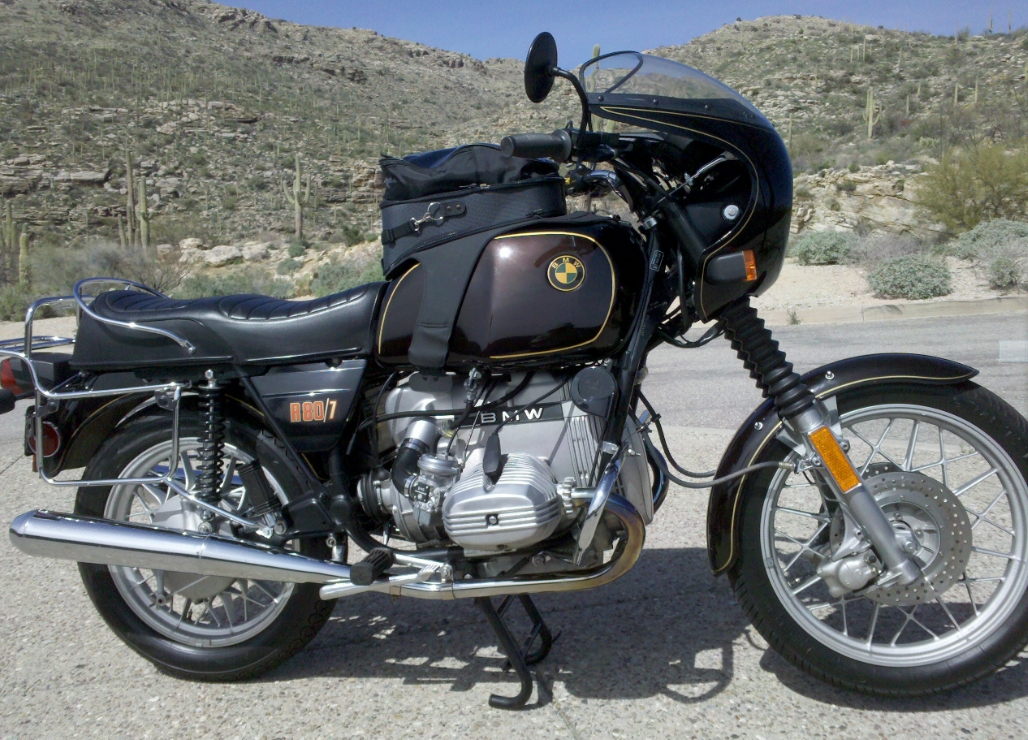 78 R100 7 Reliable Bmw Luxury Touring Community