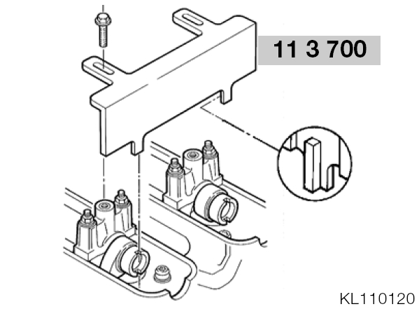 Timing Chain Aligning Device Measurement