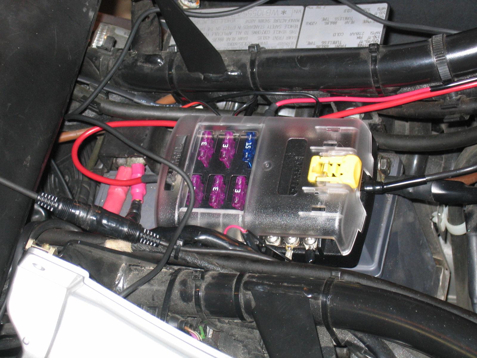 2004 Bmw 325i Fuse Box Schematic Diagrams 1990 K1200lt Location Diy Wiring U2022