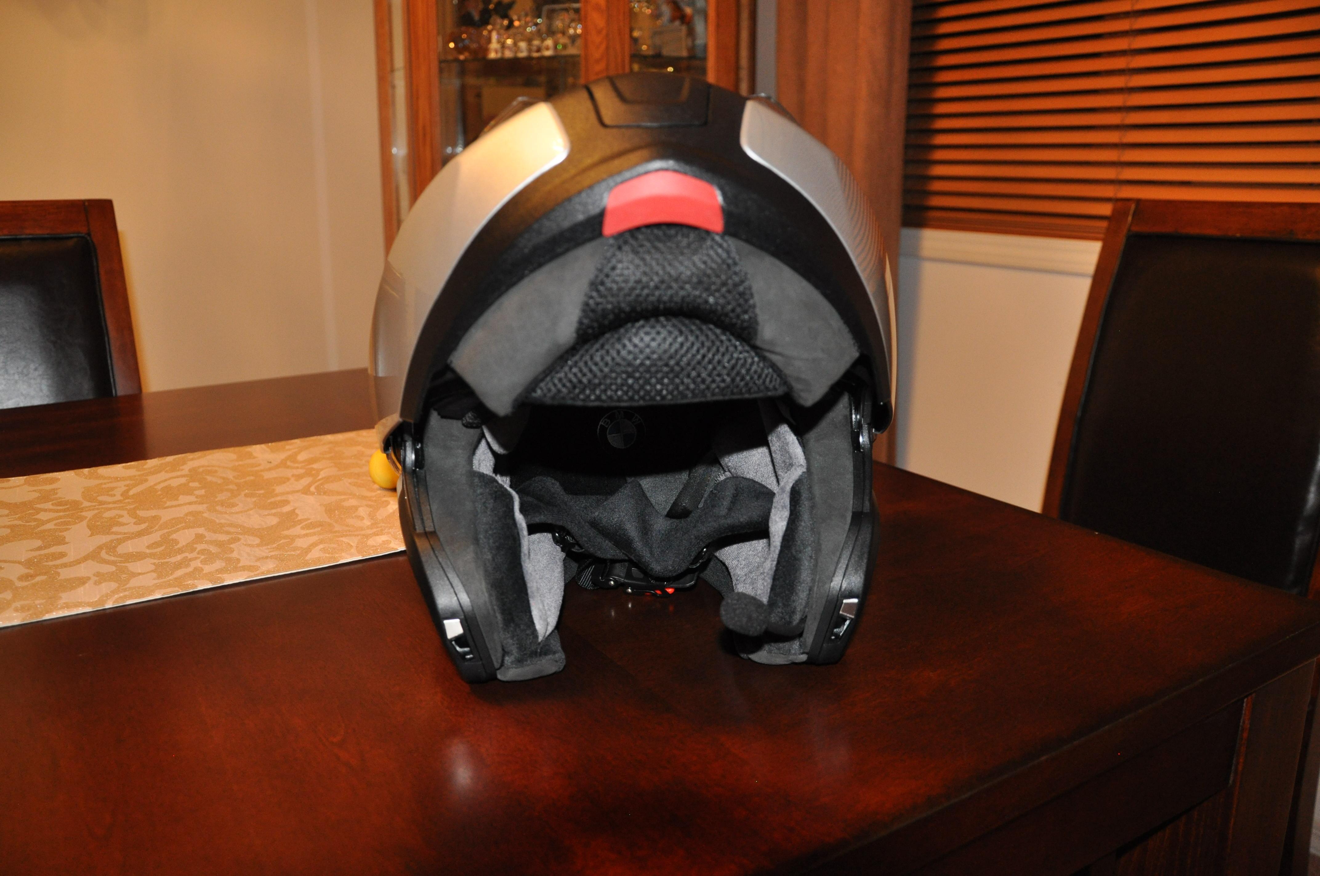 bmw system 6 evo helmet bmw luxury touring community. Black Bedroom Furniture Sets. Home Design Ideas