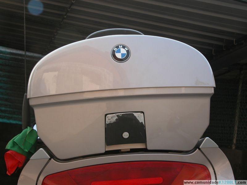 bmw k1200lt trunk latch