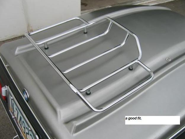 K1200lt Chrome Luggage Rack Bmw Luxury Touring Community