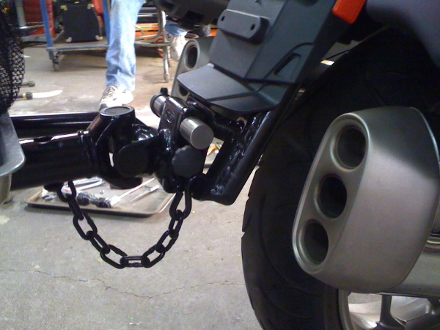 Tow Hitch Installation >> Unigo Trailer Hitch - BMW Luxury Touring Community