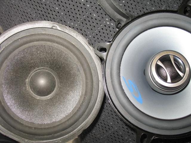 Speaker Upgrade - BMW Luxury Touring Community