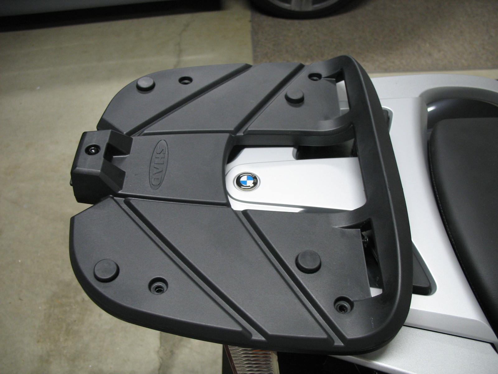 My Bmw Usa >> Anyone have a SHAD SH50 Top Case? - BMW Luxury Touring Community