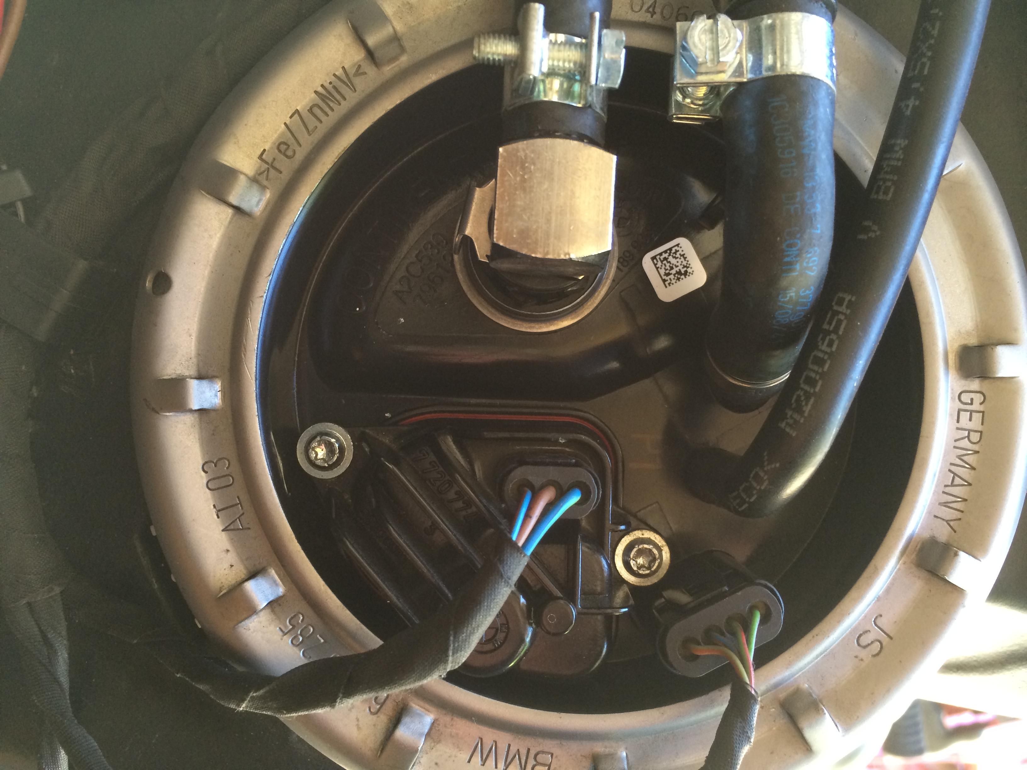 D Fuel Pump Recall Replace Repair Img on Honda Fuel Pump Location