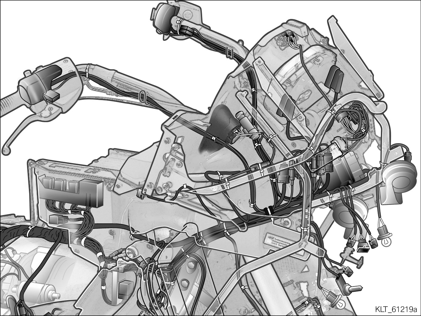 bmw k100 wiring harness   23 wiring diagram images