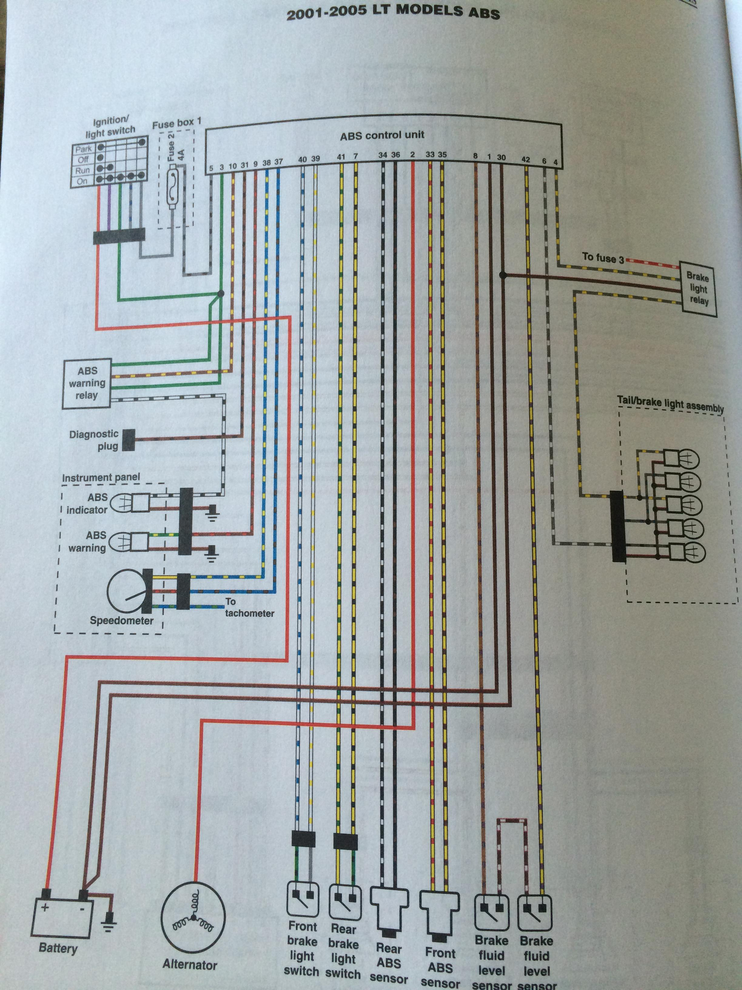 bmw abs wiring diagram  | 2447 x 3263