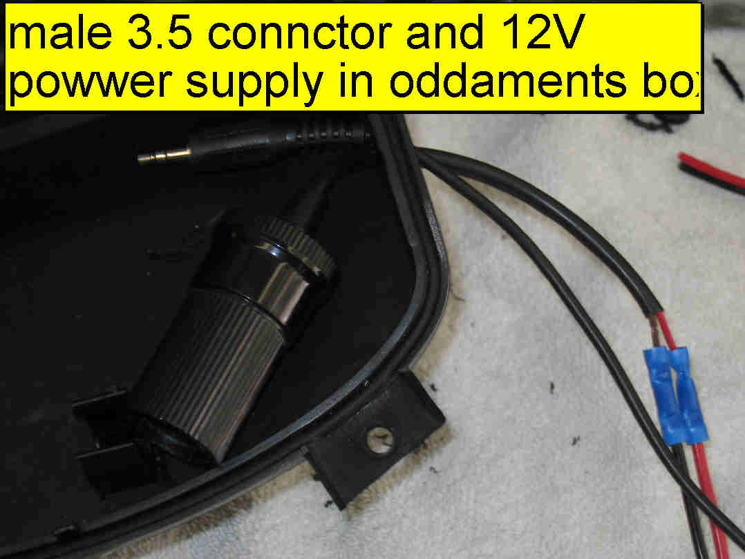 Aux Cable Wiring Installing In Stingray Bmw Luxury Touring Community Click Image For Larger Version Name Oddaments Views 2946 Size 559