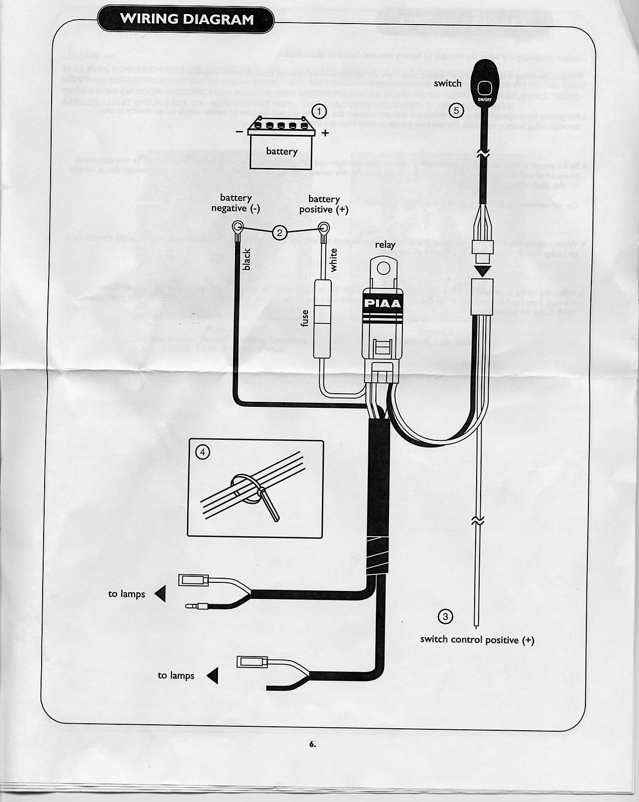 23954 piaa lights piaa wiring diagram loose wire with burnt end serious? bmw luxury touring community piaa wiring harness instructions at soozxer.org
