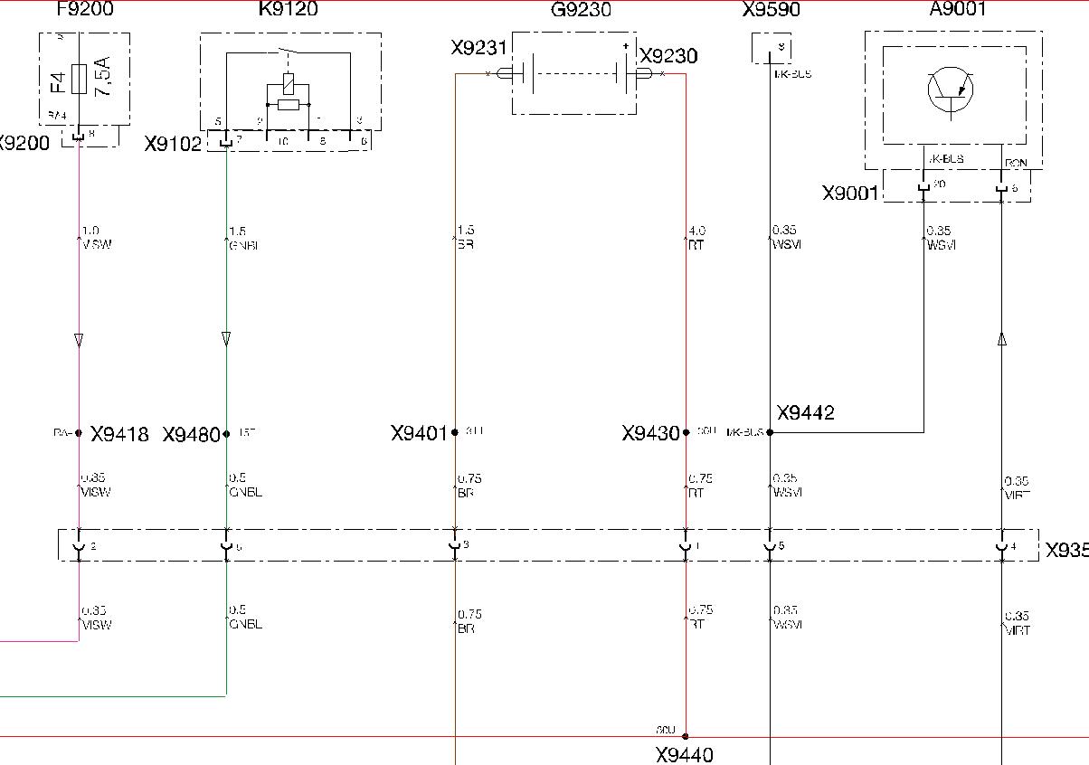 [DVZP_7254]   Radio Wiring Diagram Needed! | BMW Luxury Touring Community | K1200lt Tape Deck Wiring Diagram |  | BMW Luxury Touring Community