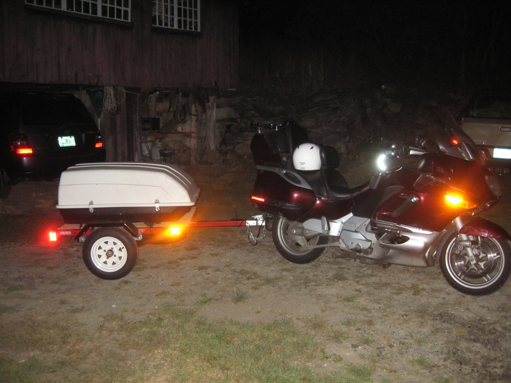 Harbor Freight Pull Behind Trailer Bmw Luxury Touring Community As Well Led Light Kit On Wiring Click Image For Larger Version Name 001 Views 1772 Size