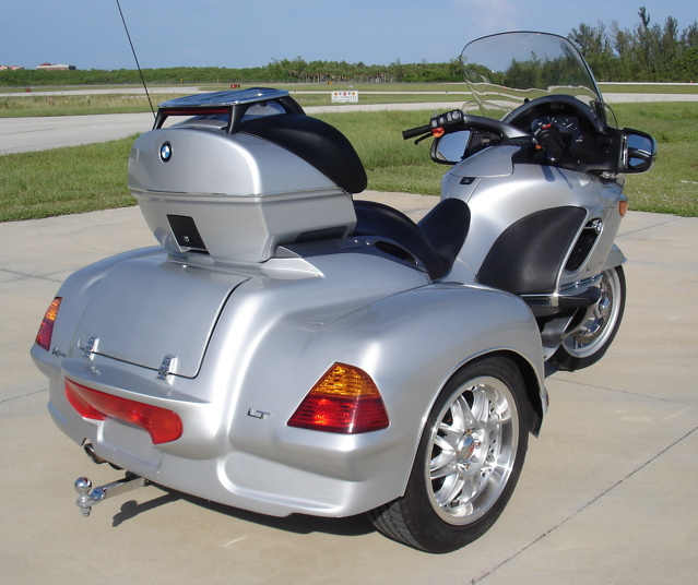 post up pics of your trikes and sidecars - BMW Luxury