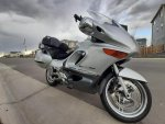 Mark Betterton's 2002 BMW K1200LT