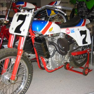 CX Dirt Tracker