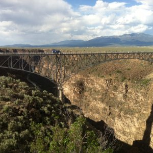 Taos, NM - Gorge Bridge